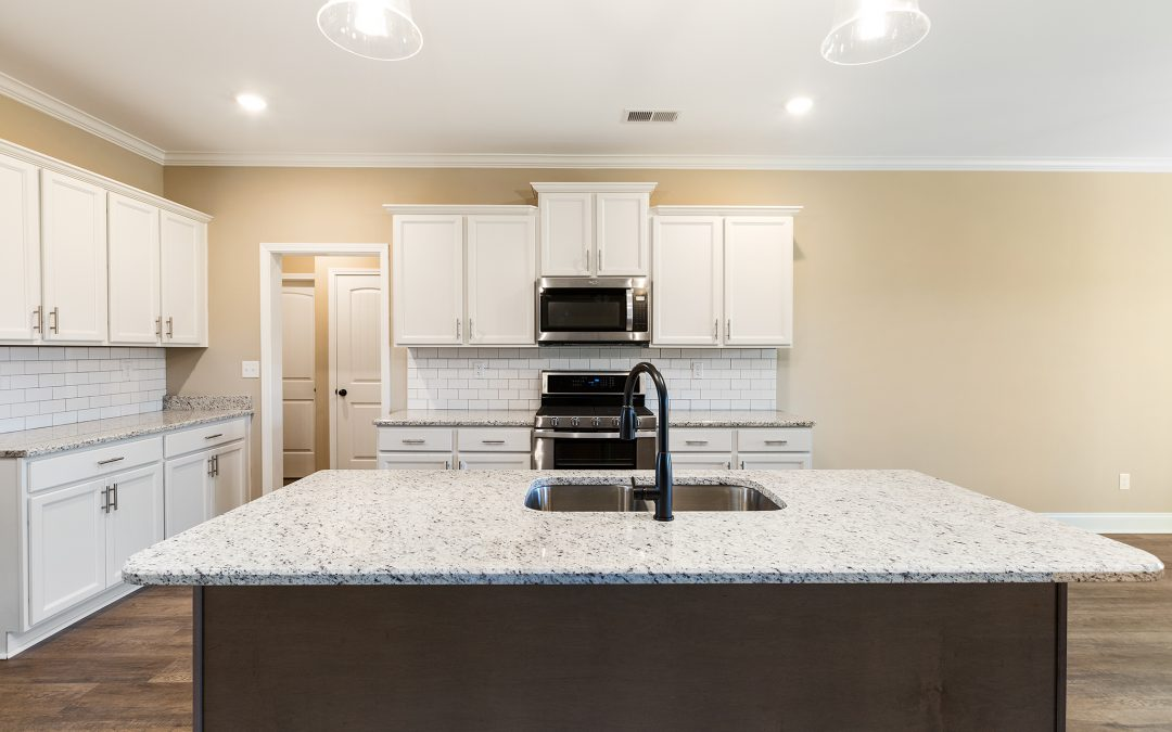 Current Trends in Kitchen Countertops and Cabinets